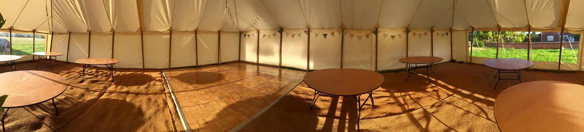 12 x 12m traditional marquee honeycomb marquees for 12 by 12 dance floor