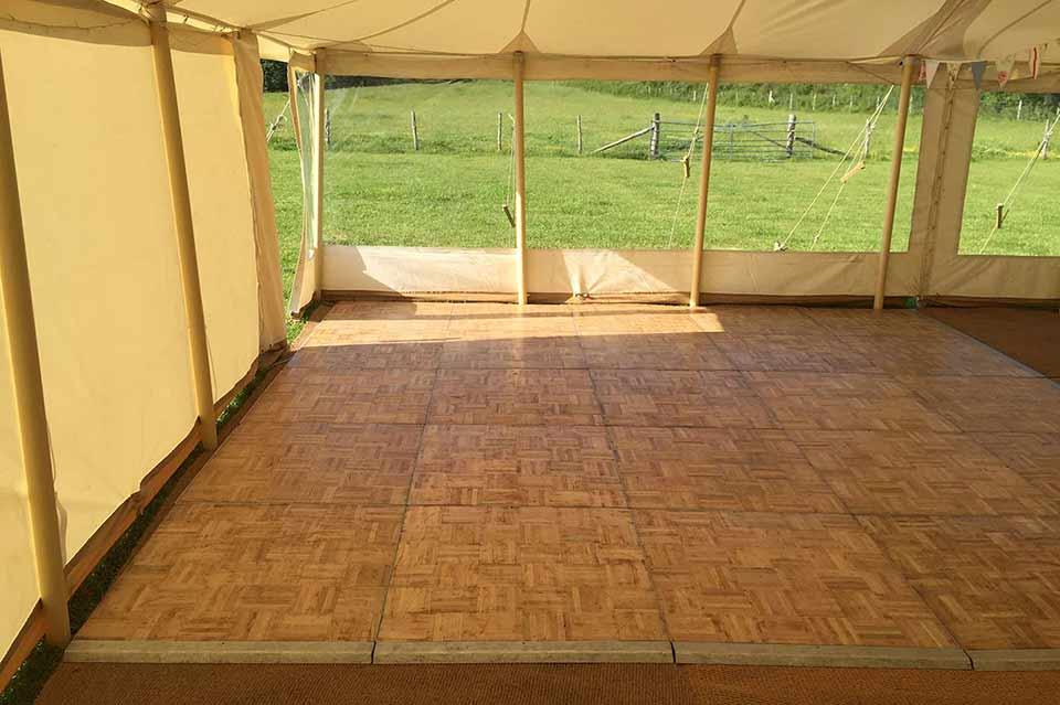 Dance Floor 5x5m