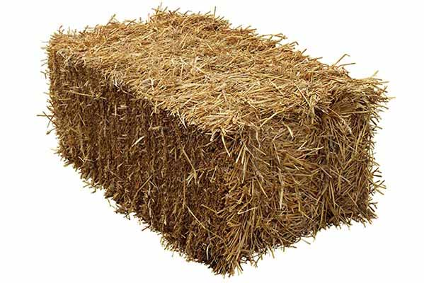Straw Bales (2 Pers)