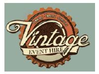 Vintage Event Hire